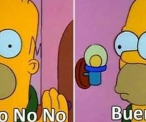 divertido, funny, and homer image