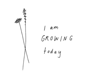 quotes, words, and grow image