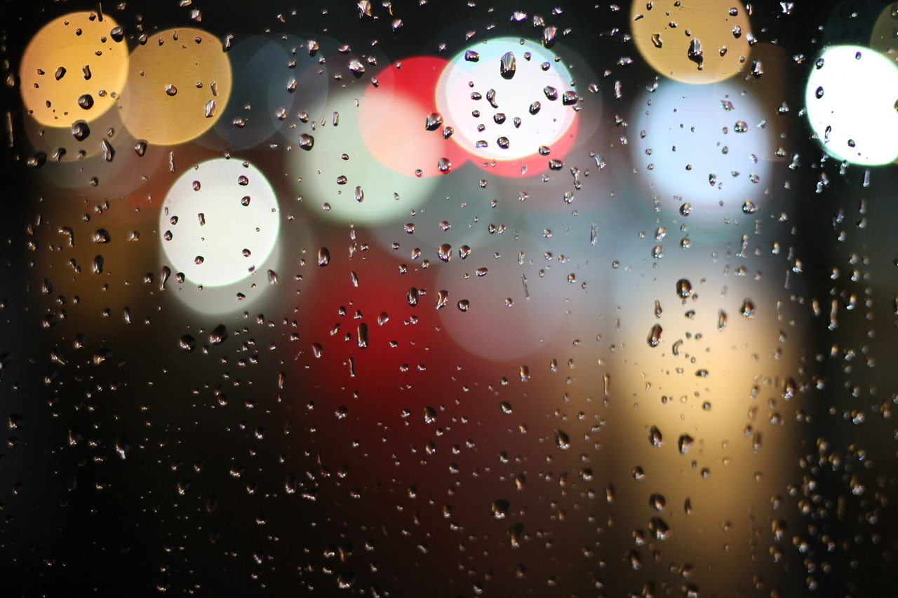 rainy day image