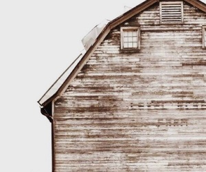 aesthetic and barn image