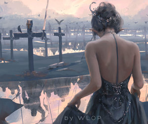 fantasy and digital art image