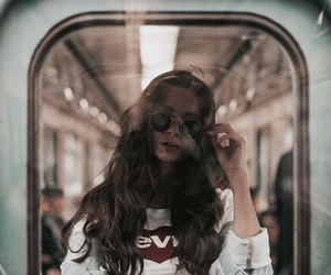 girl, style, and photography image