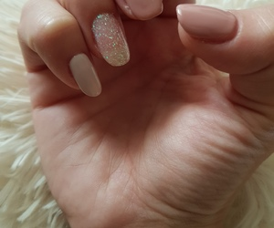 beauty, colour, and nails image