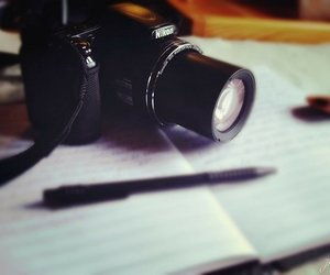 black, photography, and writing image
