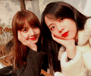 blink, cute, and lisa image