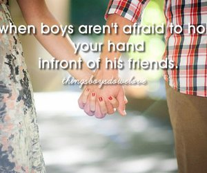 boy, quote, and couple image