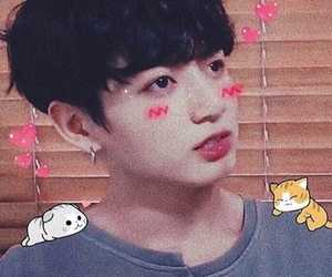 bts, kpop edit, and jungkook icons image