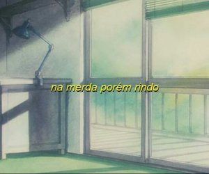 brasil, tipografia, and engraçado image