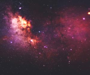 Darkness, star, and night skies image