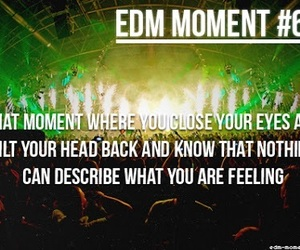 edm, festival, and music image