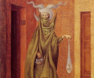 art, painting, and remedios varo image