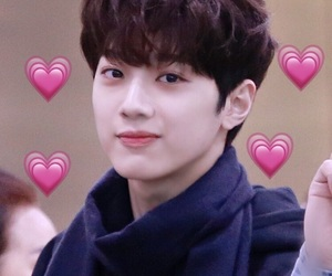 hearts, wallpaper, and wannable image