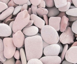 wallpaper, stone, and pink image