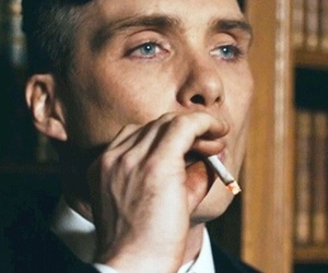gif, smoke, and peaky blinders image