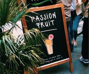 drink, green, and orange image