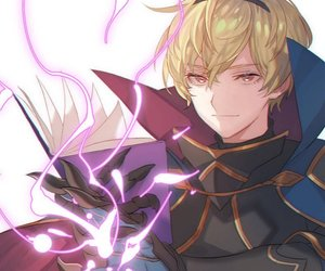 fe, Leo, and mage image
