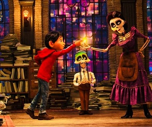 coco and pixar image