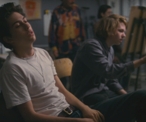 Palo Alto, nat wolff, and art image