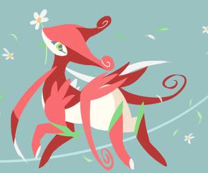 fanart, pokemon, and legendary pokemon image