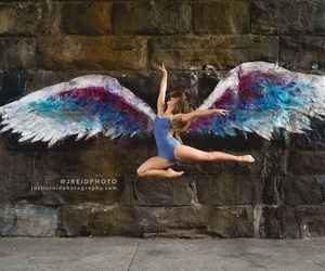 ballet, be free, and dance image