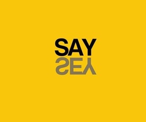 black, yellow, and design image