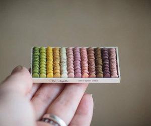 macaroons, mini, and miniature image
