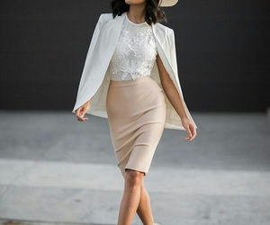 classy, outfit, and fashion image