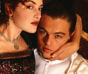 titanic, love, and kate winslet image