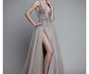 fashion, glamour, and vestidos image