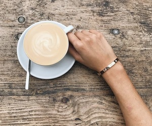cafe, cartier, and coffee image