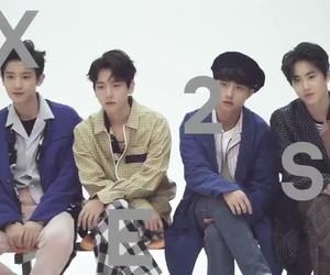 kyungsoo, baekhyun, and suho image