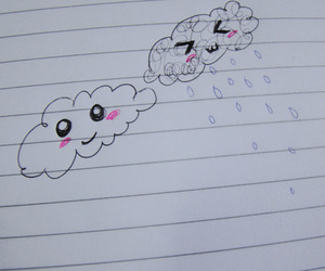 clouds and cute image
