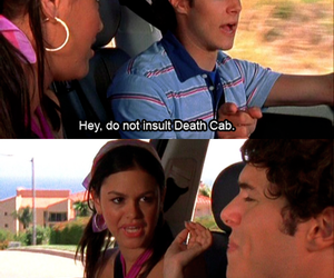 the oc, death cab for cutie, and adam brody image