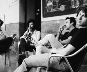 band, luke pritchard, and music image