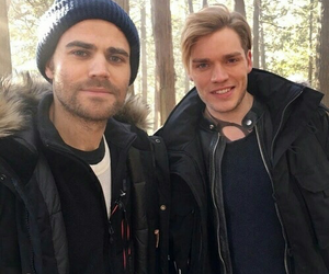shadowhunters, paul wesley, and dominic sherwood image