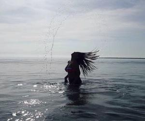 beachlife, sea, and islandgirl image