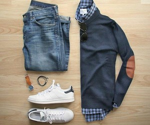 casual, day, and outfit image