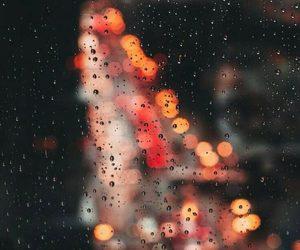 rain, wallpaper, and city image