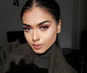 beautiful, face, and fashion image