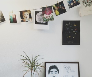 art, drawing, and frame image