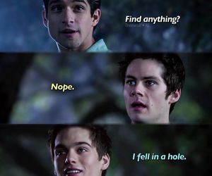 teen wolf, liam, and tyler posey image