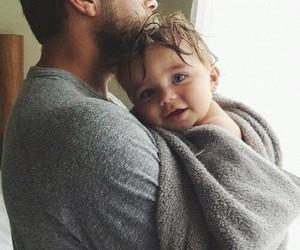 baby, beautiful eyes, and smile image