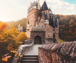 castle, europe, and travel image