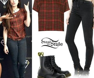 outfits, style, and lauren jauregui image