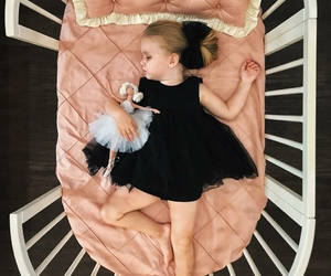 baby, ballet, and cute image