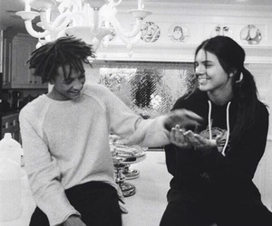 kendall jenner, jaden smith, and jenner image