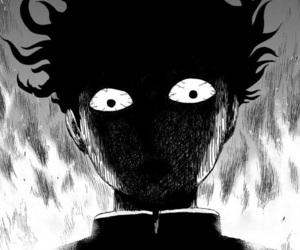 manga, mob psycho 100, and shigeo kageyama image