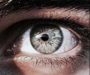 eyes, eye, and boy image