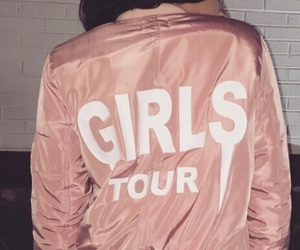 pink, rose gold, and tumblr image