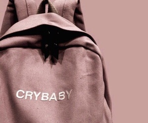 crybaby, rose gold, and pink image